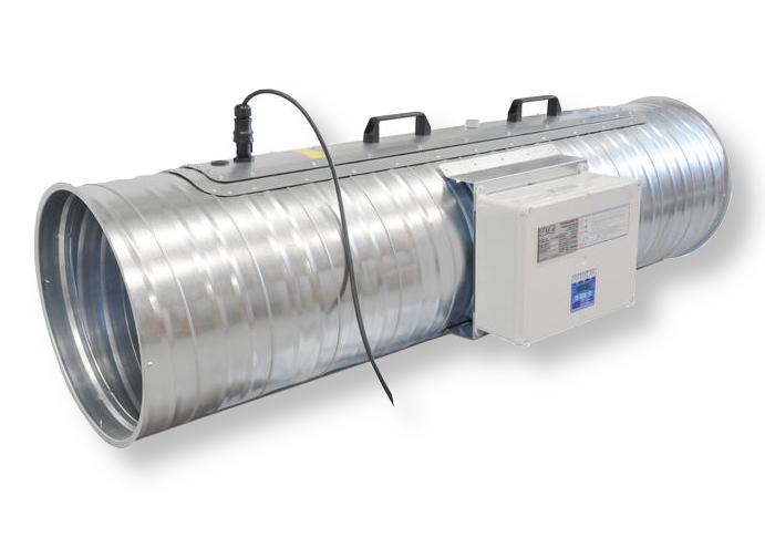 Sterylizatory UV do powietrza