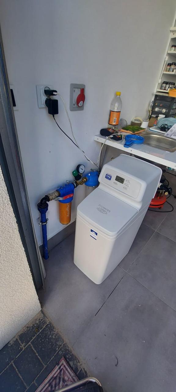 Zmiękczacz wody ECOWATER Comfort 300 montaż w Kraków